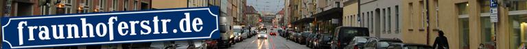 Fraunhoferstr. - Einkaufen & Shopping, Weggehen, Öffnungszeiten und Stadtplan
